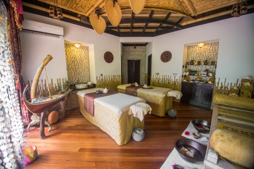 Traditional Chinese Treatment Rooms